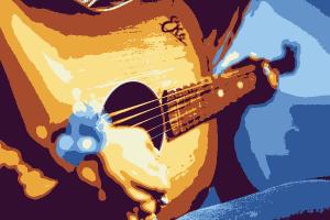 A6 Chord: Open & Closed A6 Guitar Chords Chart