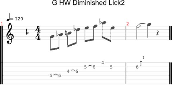 G HW Dim scale lick 2