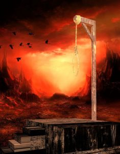The Gallows Pole is an 8 bar example of the strophic song form