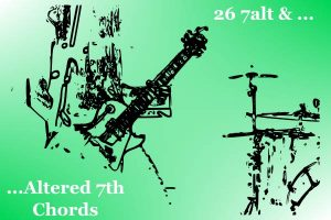 Altered Chords: Altered Dominant 7th Chords