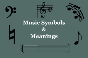 Music Symbols and Meanings (Guitar)